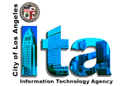 Information Technology Agency Logo - City of Los Angeles