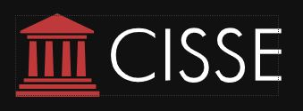 CISSE logo with graphic of greek architecture